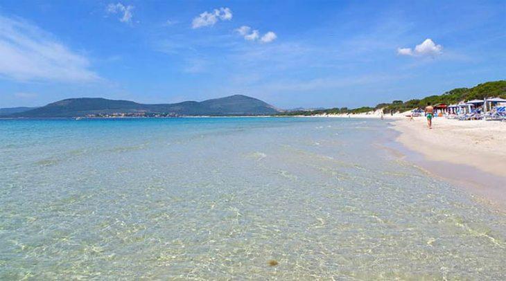 Top 10 Most Beautiful Beaches In Alghero Sardinia Sardinia Holidays 2020