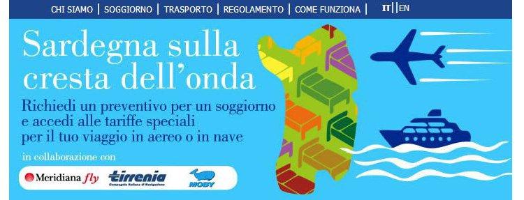 Vacanze Sardegna 2014: Arrivano le offerte Viaggio+Hotel ...