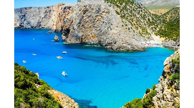 Cartina Sardegna Buggerru.Instagram Sardegna Alla Scoperta Delle Coste Della Sardegna