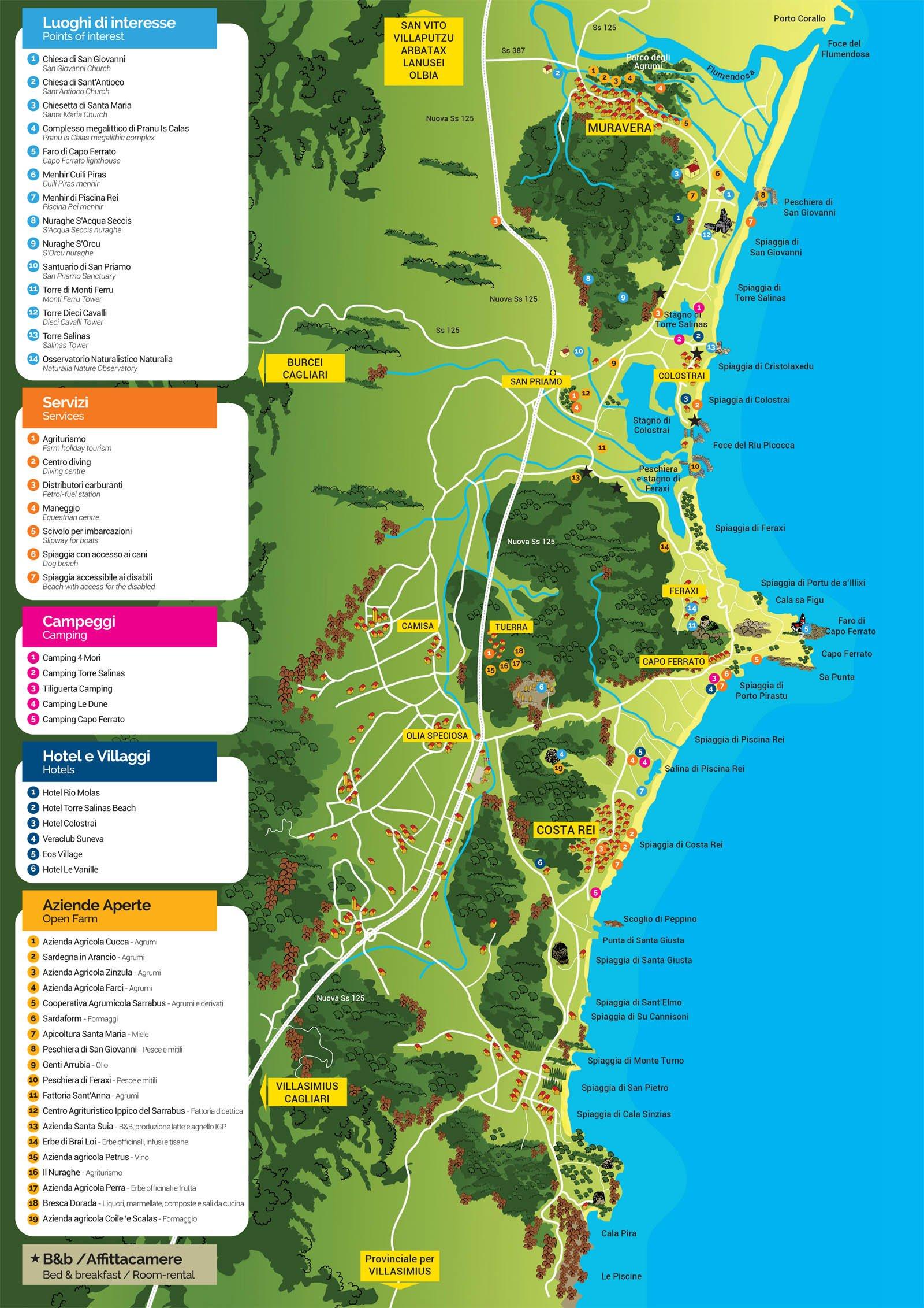 Cartina Campeggi Sardegna.Arcaico Interagire Impostato Cartina Campeggi Sardegna Amazon Settimanaciclisticalombarda It