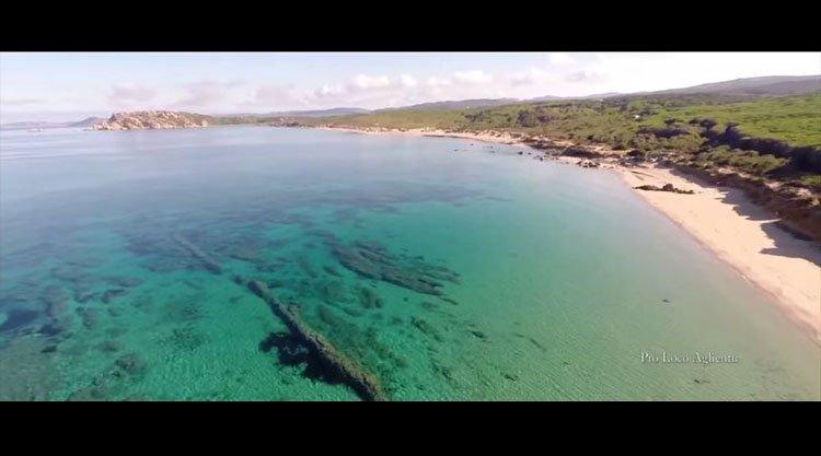 Cartina Sardegna Aglientu.Video Spiagge Aglientu Scopriamole Dal Cielo