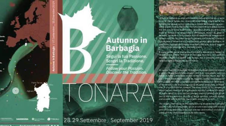 Cartina Sardegna Tonara.Autunno In Barbagia Tonara 2019 Scopri Il Programma
