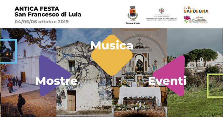 festa-san-francesco-lula-locandina-2019