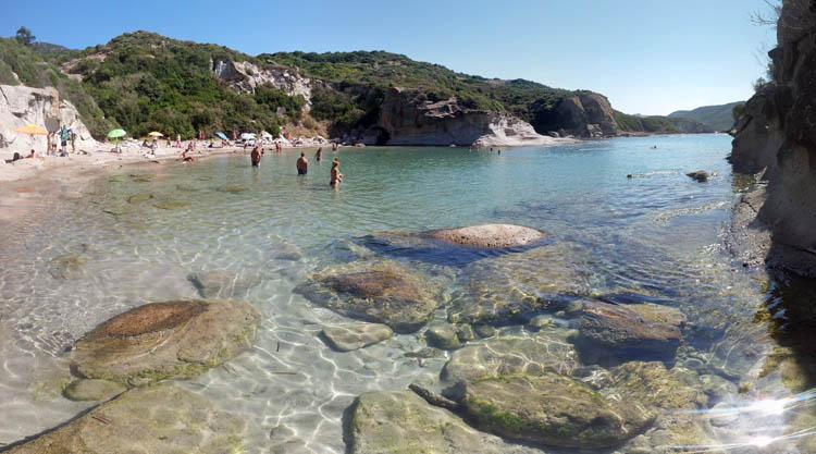 Cartina Sardegna Bosa Marina.Spiaggia Di Cumpultittu A Bosa Foto Video E Come Arrivare
