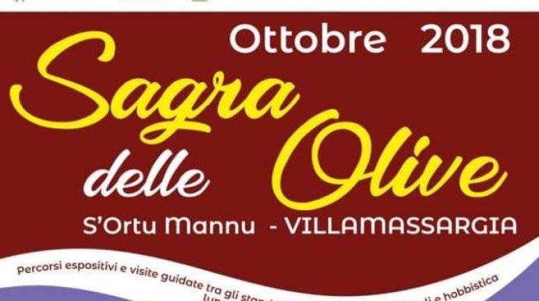 Sagra Delle Olive Villamassargia 2018 Scopri Il Programma