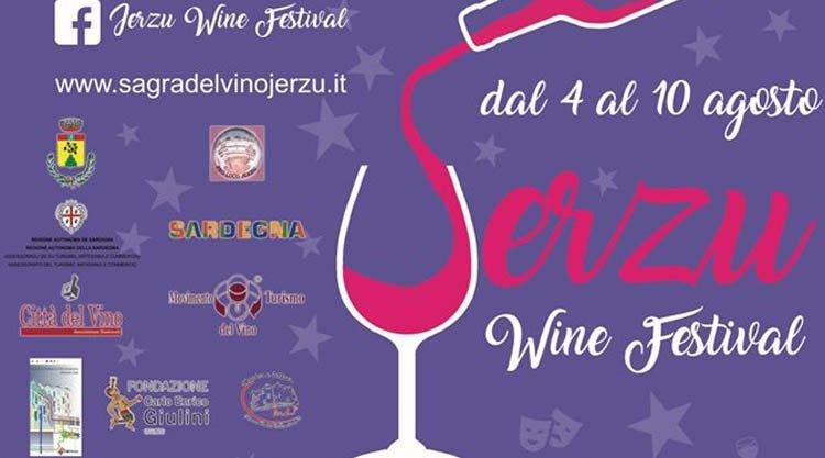 Cartina Sardegna Jerzu.Jerzu Wine Festival E Calici Di Stelle 2019 Scopri Il Programma