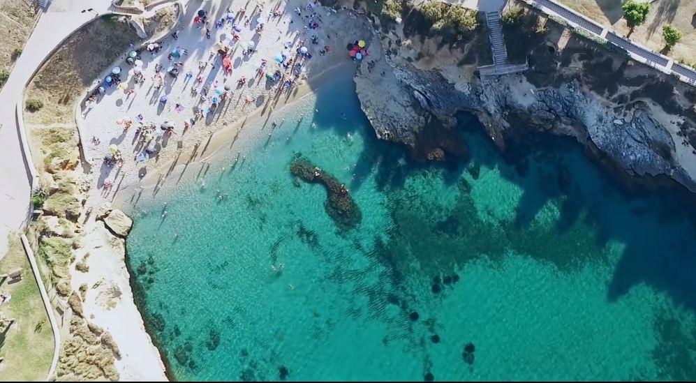 Matrimonio Spiaggia Sardegna : Matrimonio sulla spiaggia di balai a porto torres