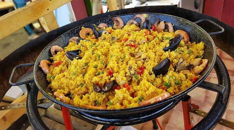 paella-spagnola