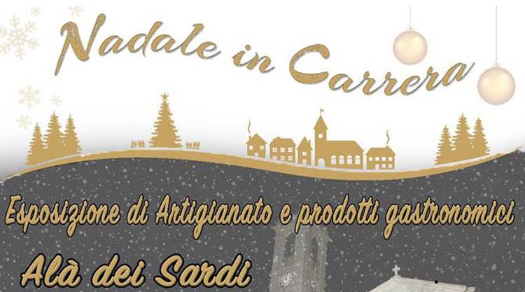 Poesie Di Natale In Sardo.Nadale In Carrera 2018 Ala Dei Sardi Scopri Il Programma