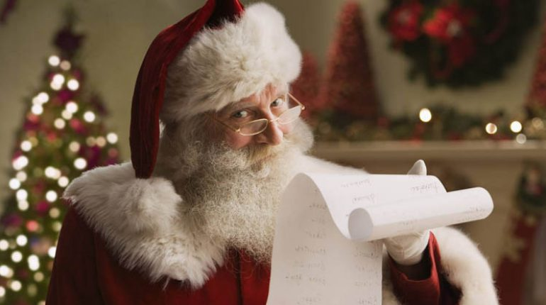 Dove Si Trova Ora Babbo Natale.Babbo Natale In Piazza Con Gusto Cagliari Scopri Il Programma
