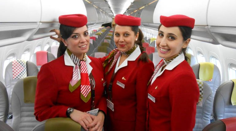 Assistente di volo dating app