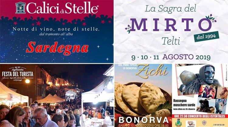 Calendario Prima Categoria Sardegna.Weekend 9 10 11 Agosto 2019 Eventi E Sagre Imperdibili In