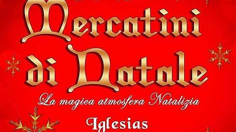 Mercatini di Natale Iglesias 2019, dal 7 al 24 dicembre!