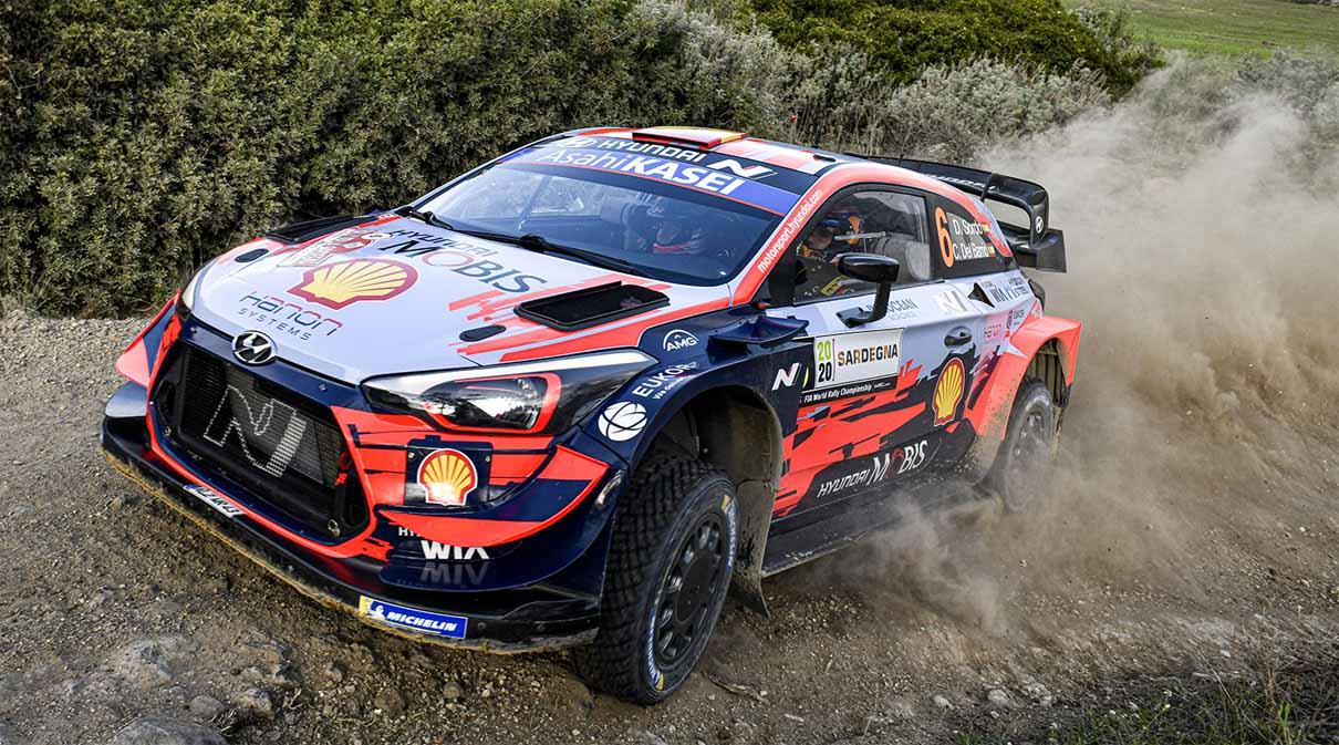 Cartina Michelin Sardegna.Rally Italia Sardegna 2021 Base A Olbia Ecco Il Programma Delle Speciali