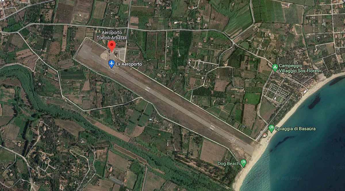 Sardegna Cartina Aeroporti.Aeroporto Di Tortoli Arbatax Potrebbe Riaprire Per La Stagione Estiva