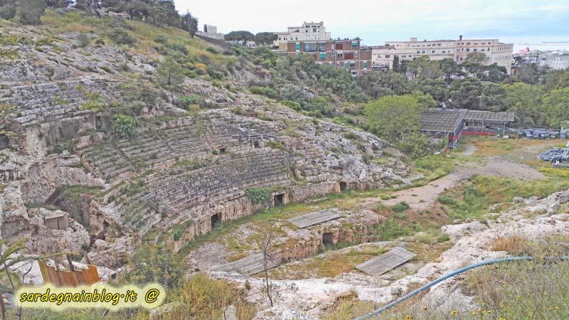 Anfiteatro romano di Cagliari